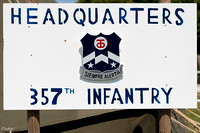 Headquarters 357th Infantry