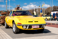 Opel GT - Oldies on tour