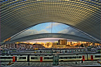 Guillemins 1 HDR
